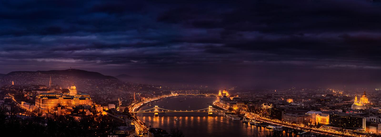 Budapesti látnivalók