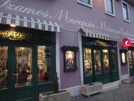 Szamos Marcipán Múzeum és Cukrászda